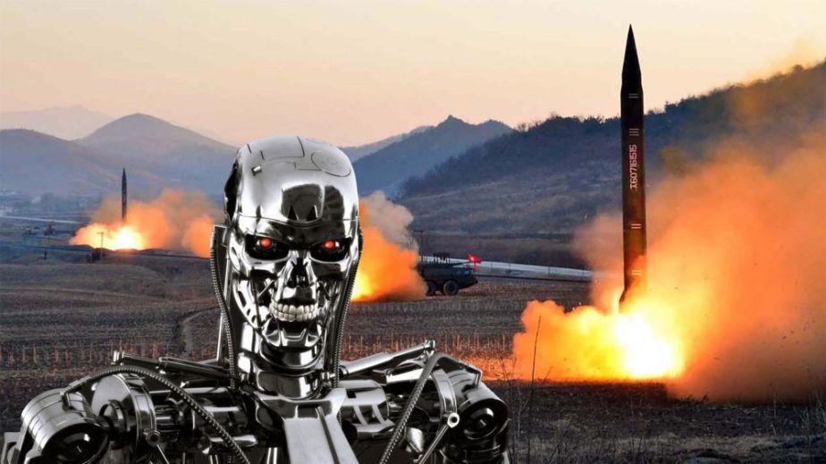 El futuro de la Inteligencia Artificial en la guerra y elantiterrorismo